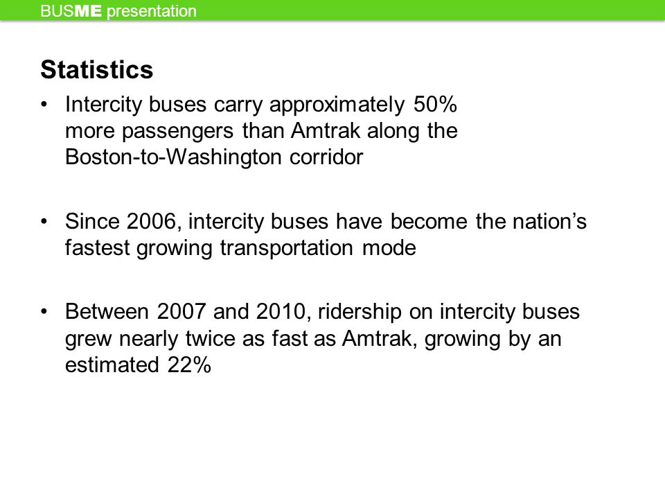 bus washington boston