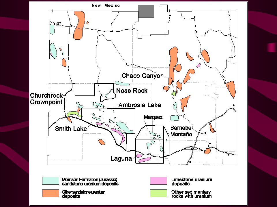 uranium mining in new mexico essay 022707 rev 011608, 061708, 062308, 081508, 101408 uranium exposure and public health in new mexico and the navajo nation: a literature summary.
