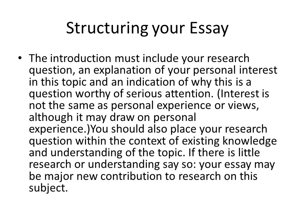 interest in research essay The research statement describes your research experiences, interests research statements are often requested as part of the faculty application process.
