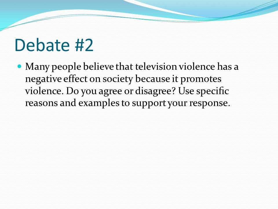 tvs true violence essay Television violence essay, research paper we will write a custom essay sample on any topic specifically for you for only $1390/page i feel that the above quotation mark is really true, and i feel that it is of import non to fault the media but to look at other lending issues and factors.