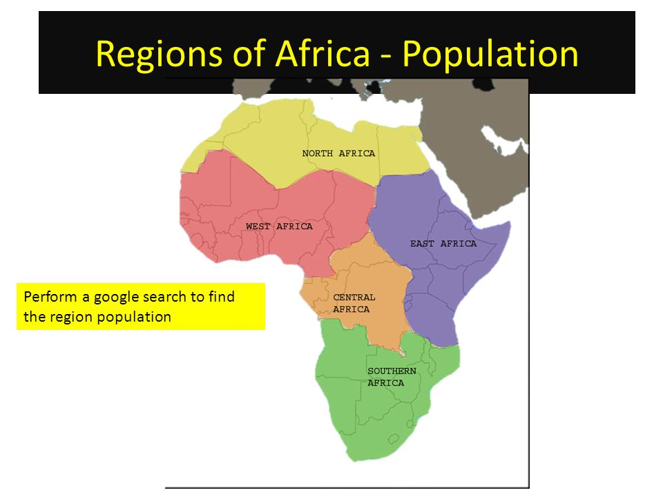 Regions of Africa Name and Hour Save as Regions of Africa Your