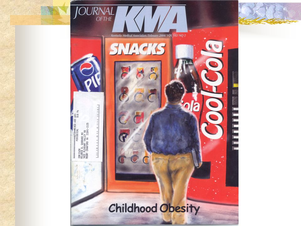 Prevention:Etiology of Childhood Obesity Parental Effects Obesity in parents is a strong risk factor (environmental .