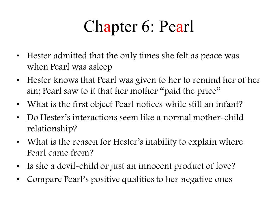 the rebellious character of pearl in the scarlet letter by nathaniel hawthorne The scarlet letter by nathaniel hawthorne theme: wilderness vs civilization character analysis pearl represents the theme civilization vs the wilderness.