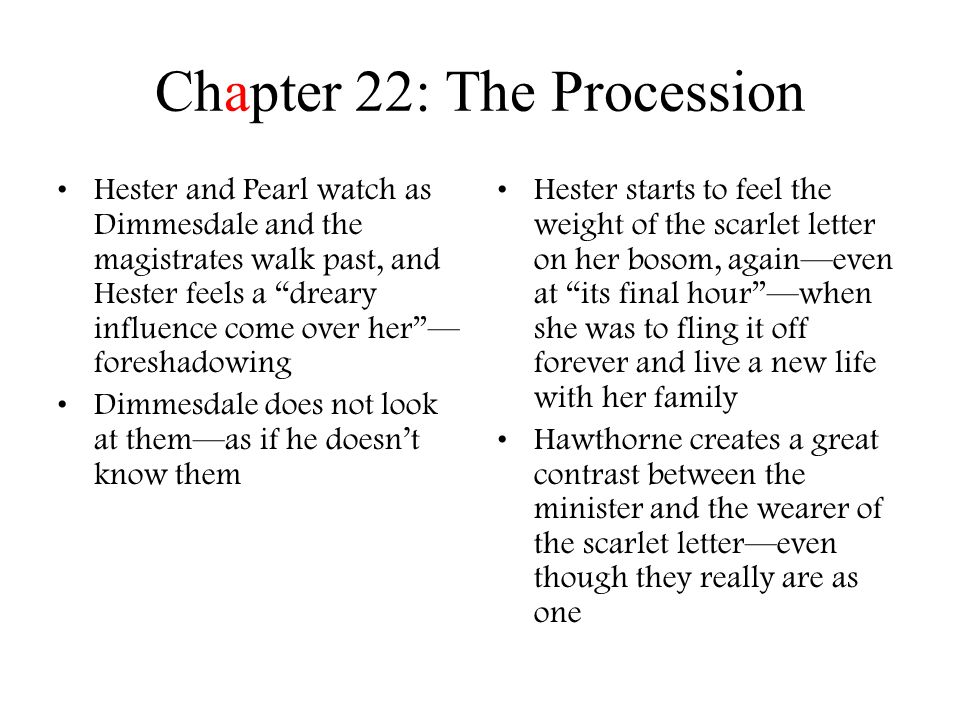 essays scarlet letter hester Essay the scarlet h the scarlet letter by nathaniel hawthorne is about the trials and tribulations of hester prynne, a woman living in colonial boston found guilty of adultery, hester's punishment is to wear a visible symbol of her sin: the scarlet letter a.