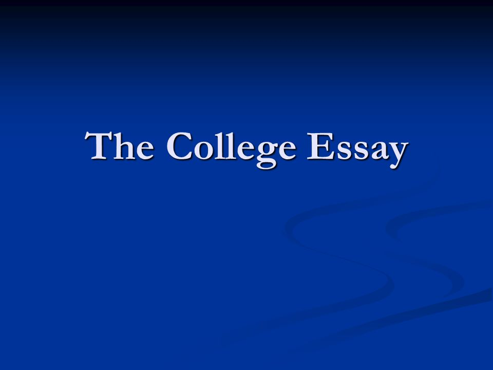 the college essay brainstorming what are your major  1 the college essay