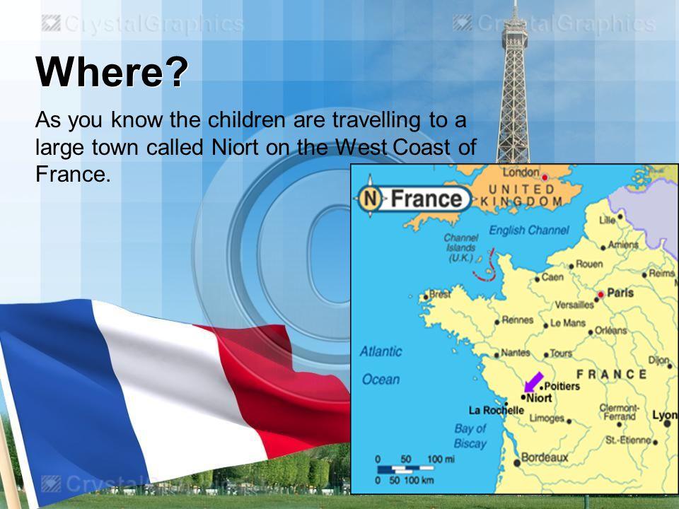 School Exchange Programme Ecole Saint Hilaire Niort April ppt download