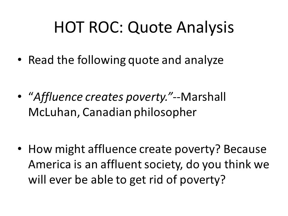 Good Morning! 1.Check Research Project Outlines 2.Hot Roc: Quote