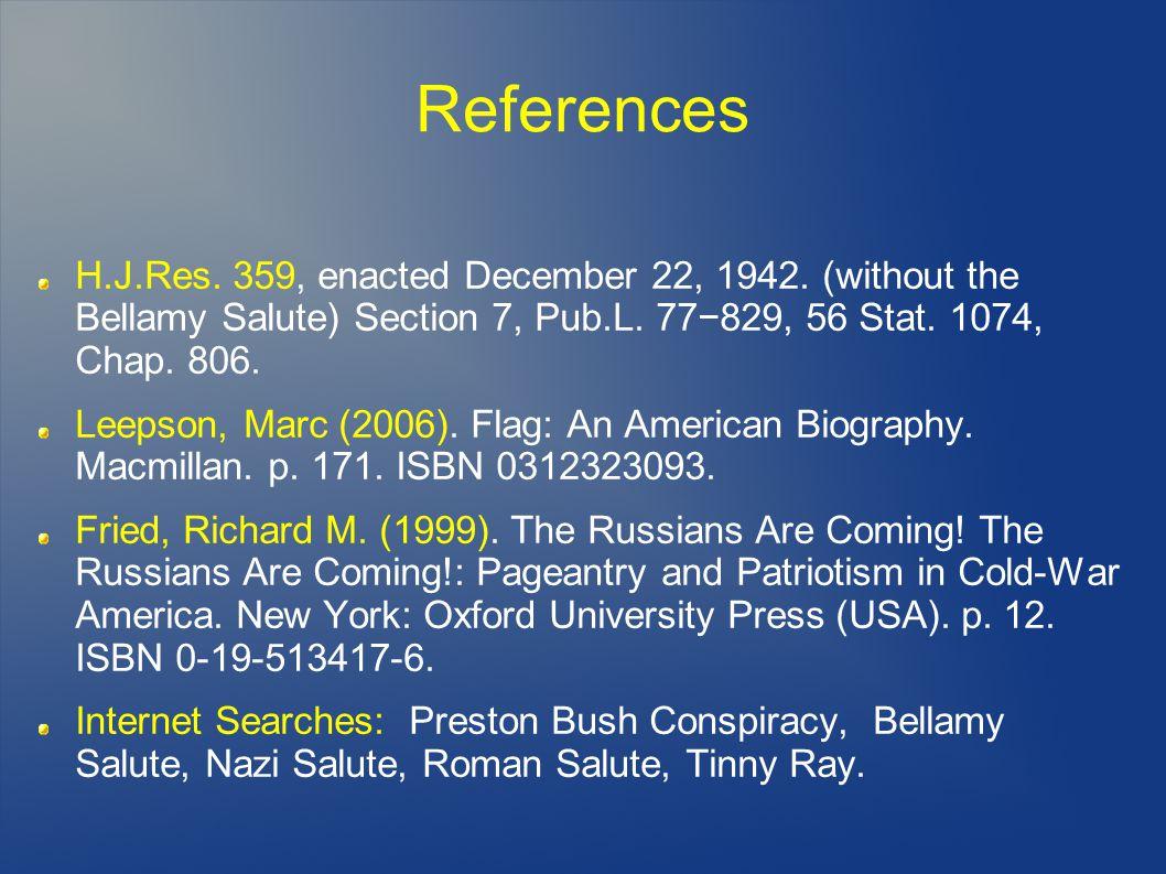 References H.J.Res.359, enacted December 22, 1942.