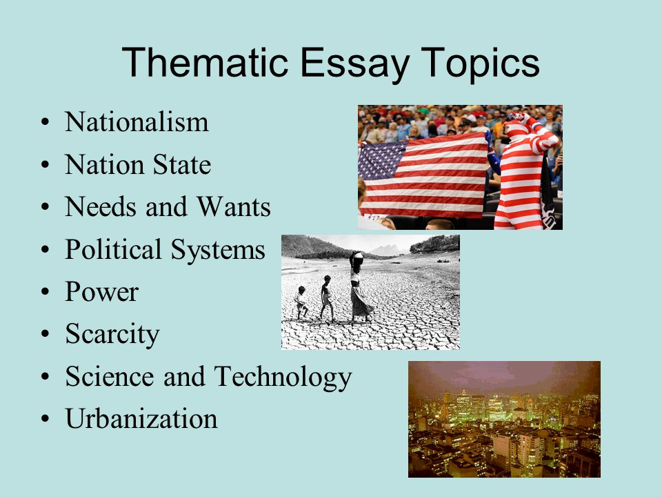 technology and environment essay