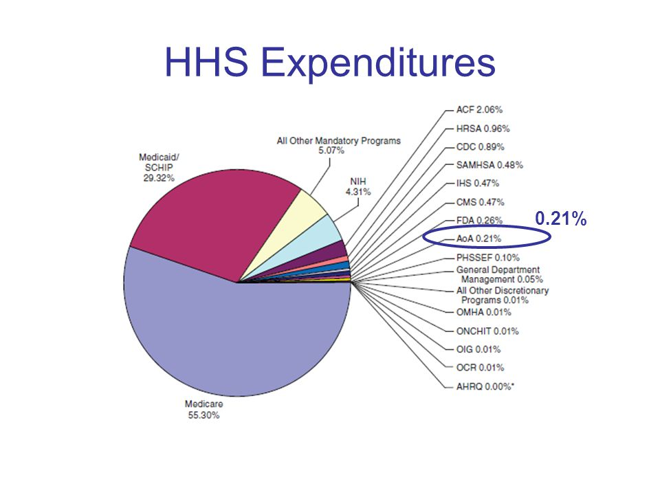 HHS Expenditures 0.21%