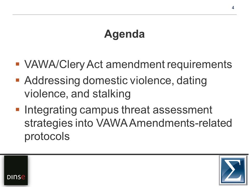 Clery act dating violence definition