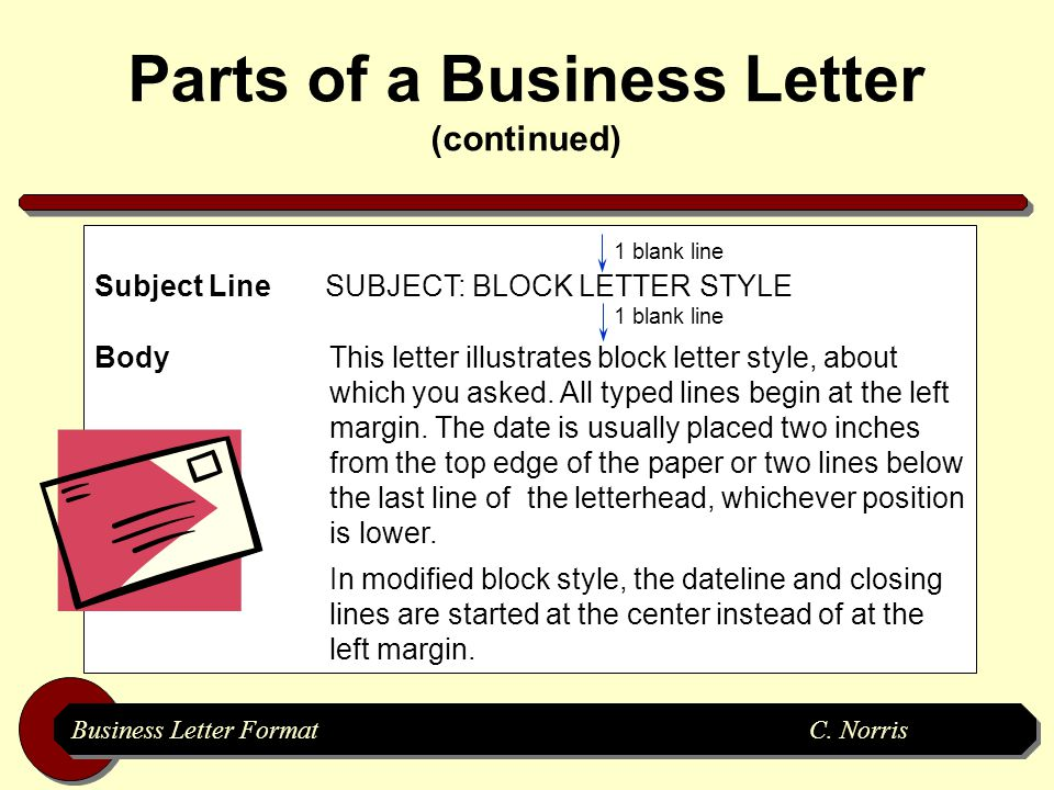 Business Letter Format Subject Line Altin Northeastfitness Co
