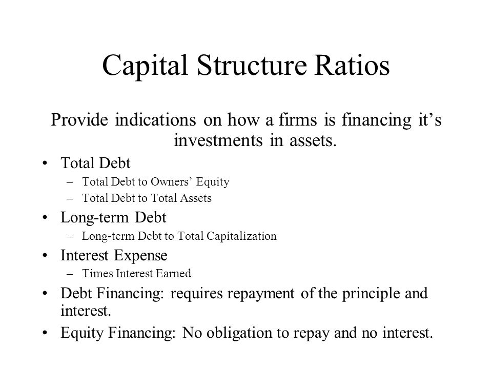 capital structure analysis amazon