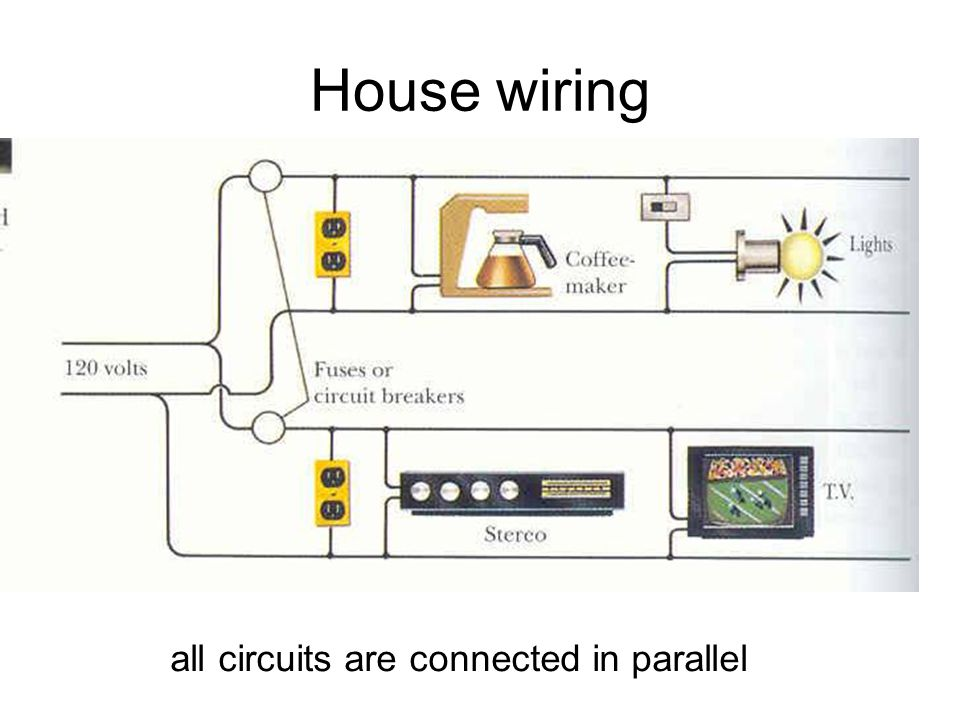 l 27 electricity and magnetism 4 alternating current ac vs rh slideplayer com 12V Parallel Wiring Circuit Wire Two Lights in a Parallel Circuit