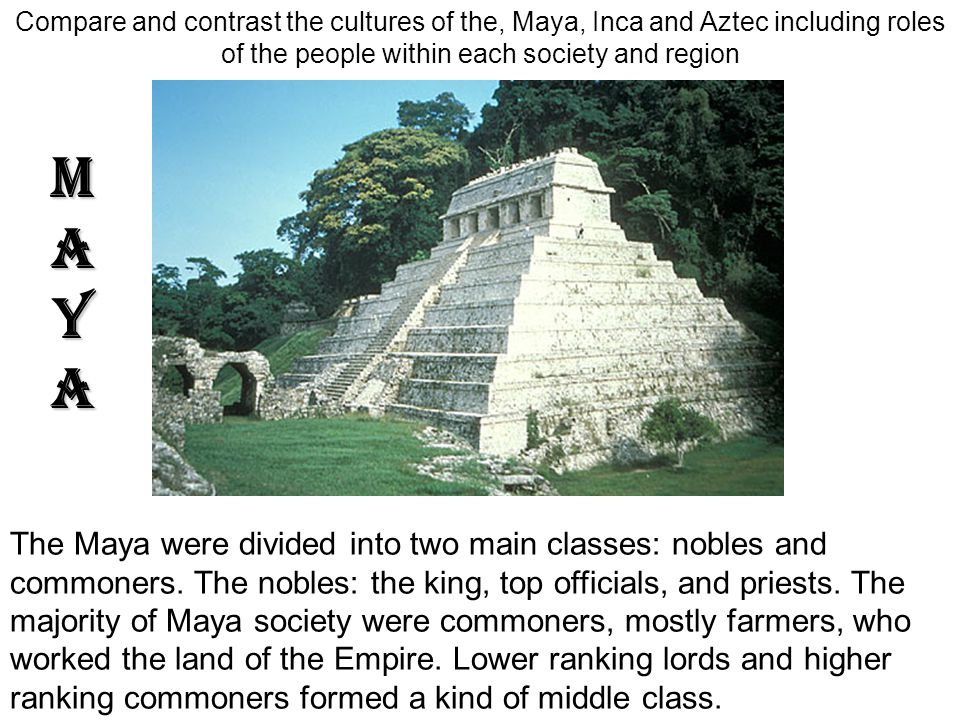 aztecs essay Free aztecs papers, essays, and research papers these results are sorted by most relevant first (ranked search) you may also sort these by color rating or essay length.