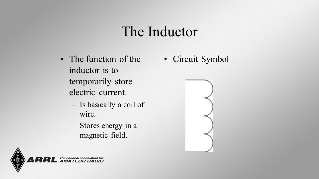 Technician License Course Chapter 3 Electricity, Components and ...
