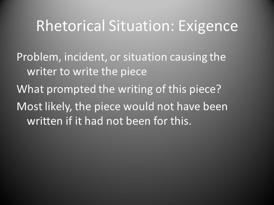 Trouble writing rhetorical analysis?