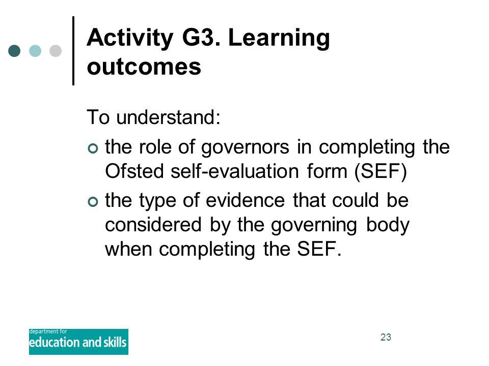 23 Activity G3.