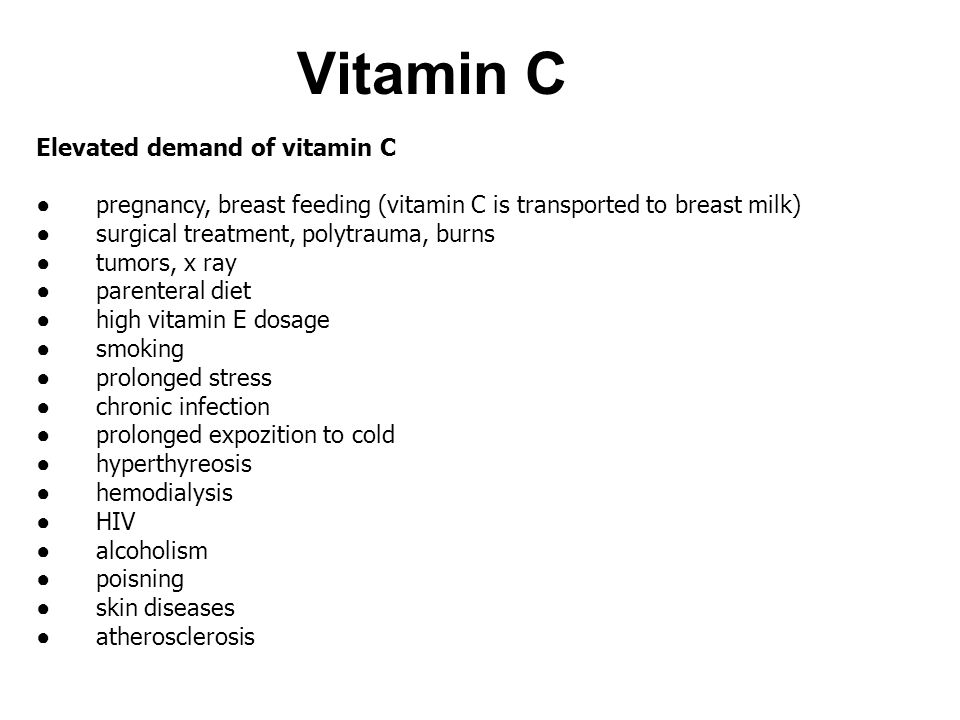 c in milk vitamin breast