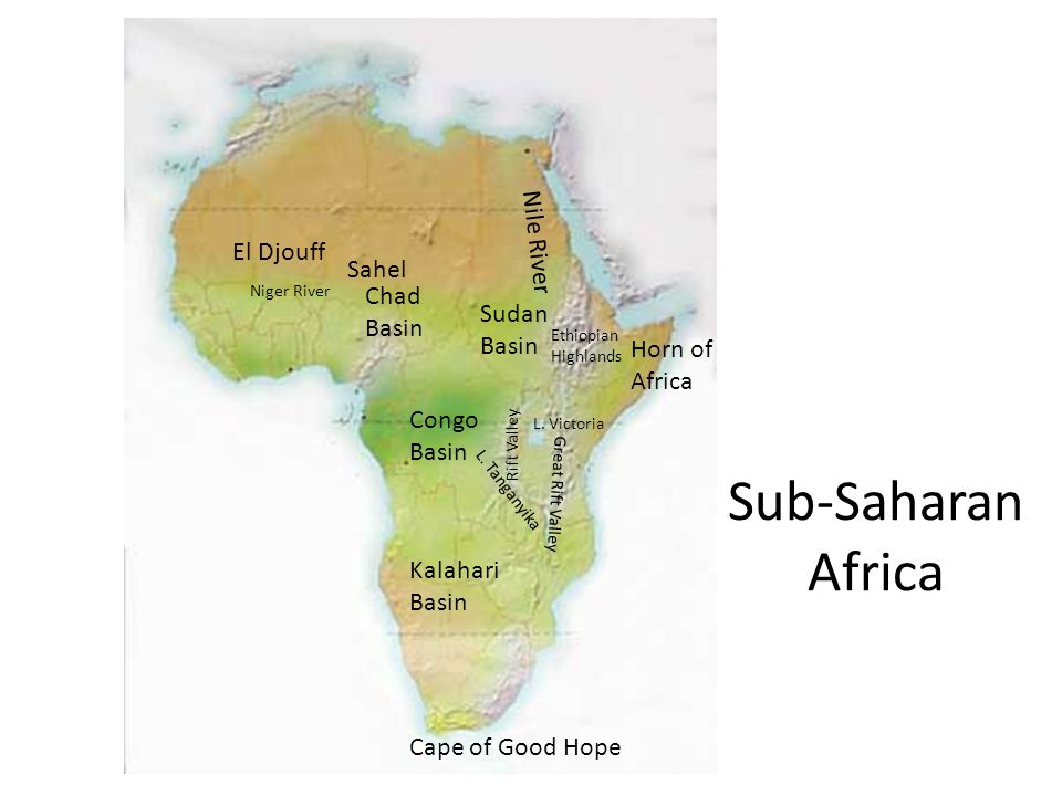 Map study final exam world north america south america europe sub saharan africa sahel el djouff chad basin sudan basin congo basin kalahari basin ethiopian gumiabroncs Choice Image
