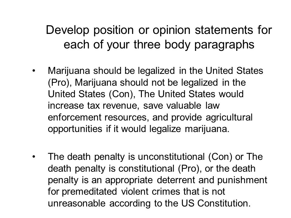persuasive essay should marijuana legalized pros and cons Legalized marijuana or weed for recreational use is already existent in several though it has it pros and cons 19 primary pros and cons of legalizing weed.