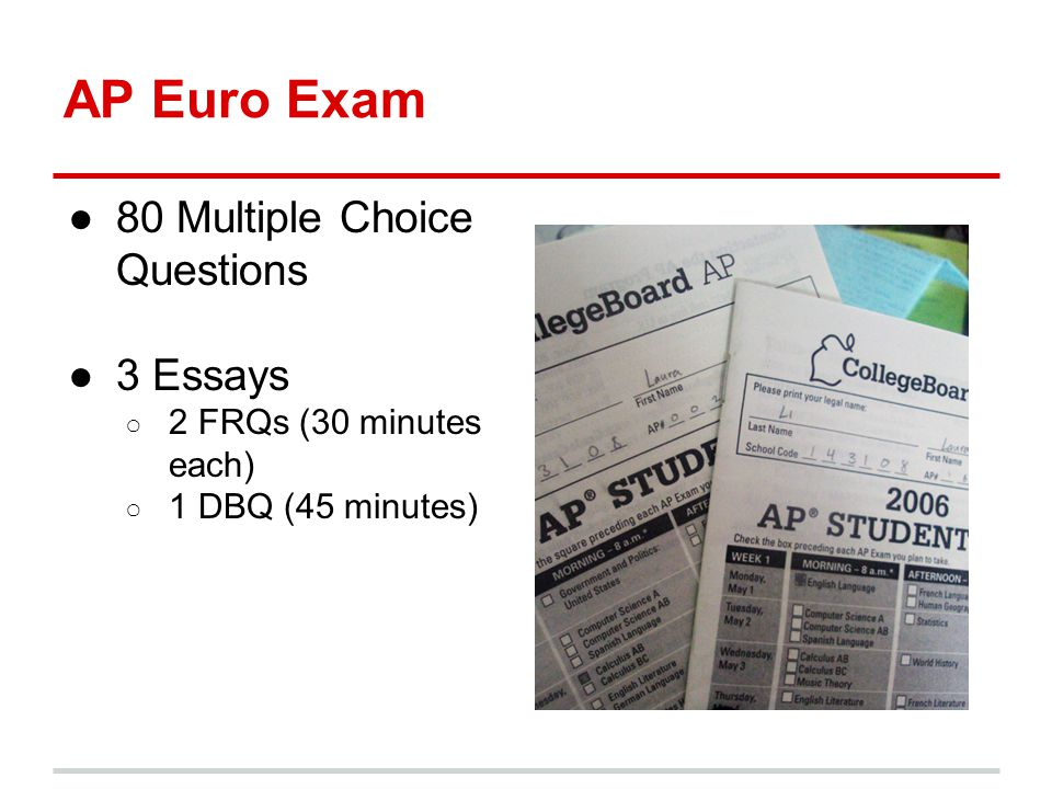 ap euro dbq essays