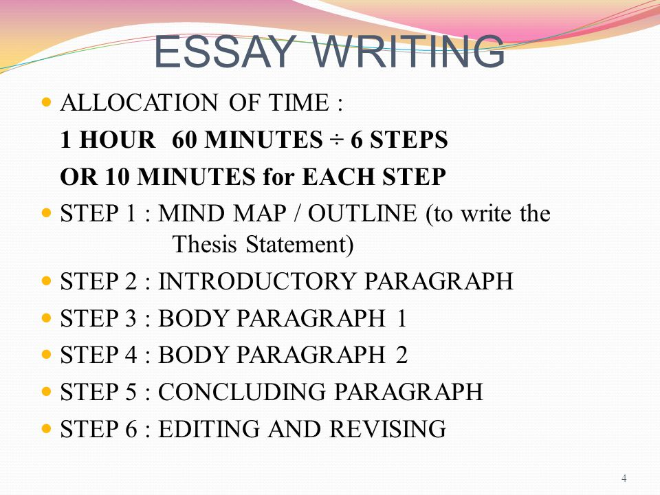 Steps to Writing a Great Research Paper - Back to College