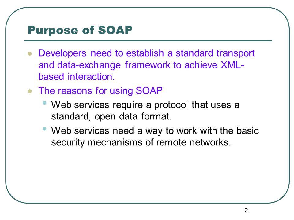 data exchange framework