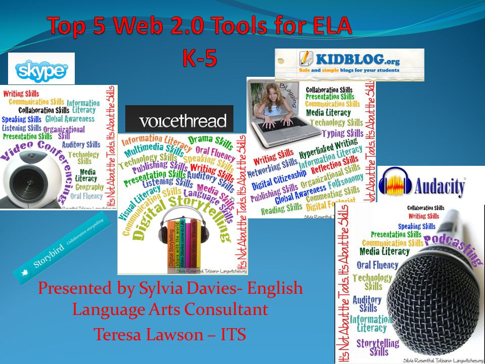 Presented by Sylvia Davies- English Language Arts Consultant Teresa Lawson – ITS