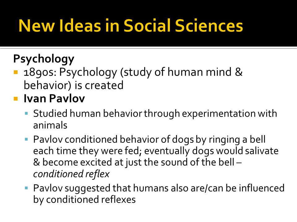 study of the psychological impacts of