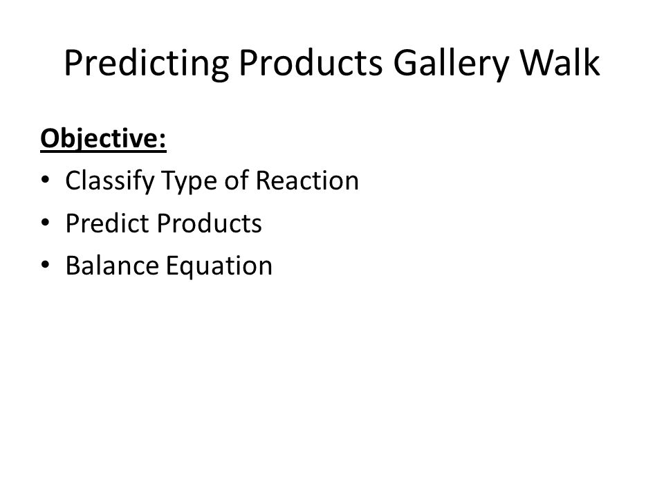 Predicting Products Of Chemical Reactions Worksheet – Predicting Products Worksheet Answers