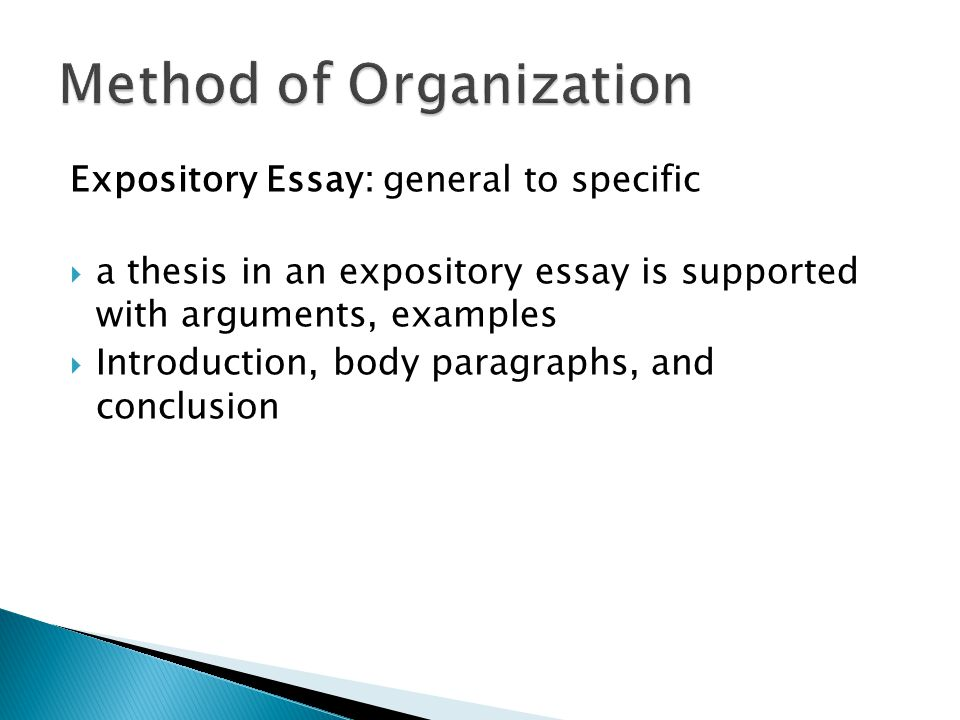 Expository Essay On Music