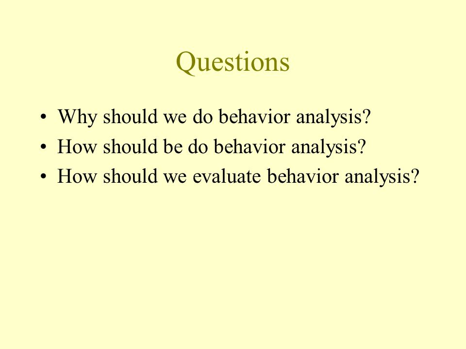 Introduction To Behavior Analysis  The Reinforcer Ch Ppt Download