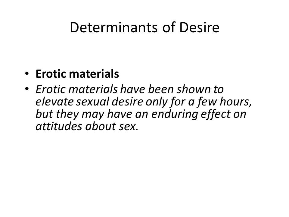 Motive conflict erotica