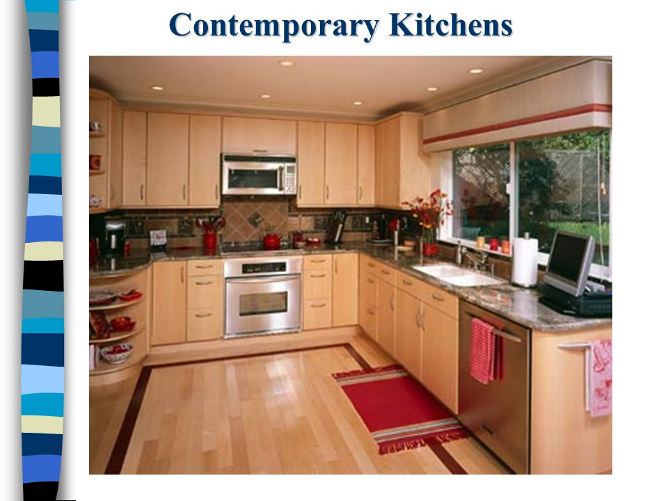 5 Country Kitchens Are Cheery And Welcoming, With Light And/or Bright  Colors, Painted And Glazed Cabinets With Wire Or Metal Inserts, Woven  Baskets, ...