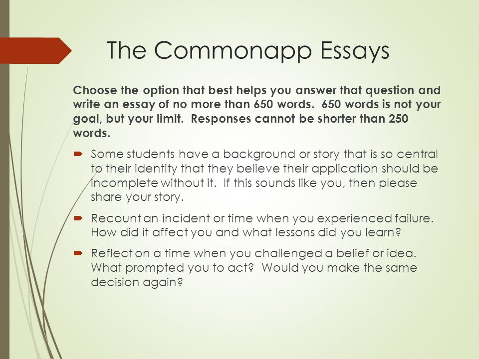mcgill application no essay Applying to undergraduate tips on how best to fill out the application mcgill issues fee refunds for applications from citizens of countries impacted by.