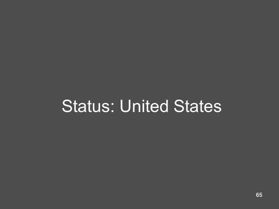 65 Status: United States