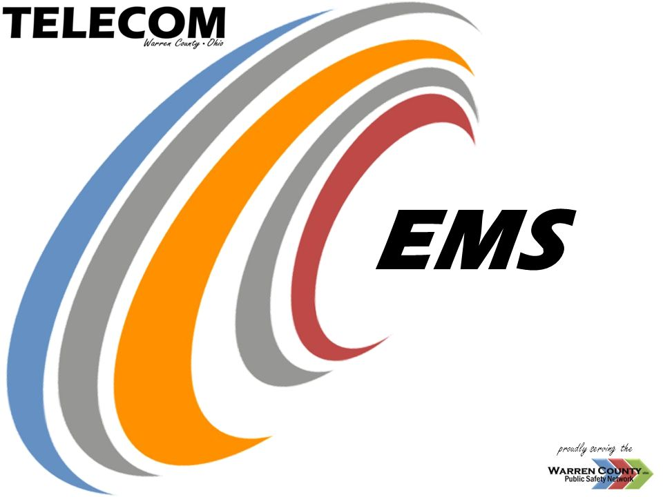 proudly serving the EMS