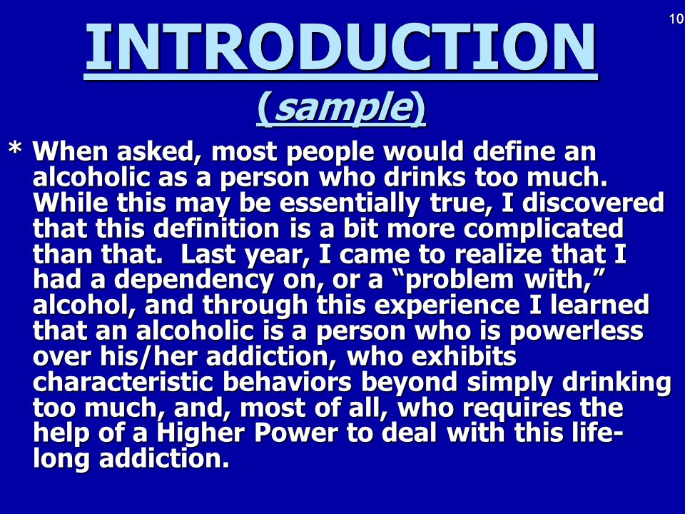 I am writing a paper please give me a few good Hypothesis on alcoholism?