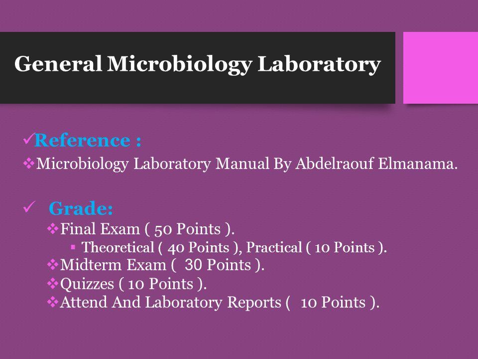 microbiology final exam