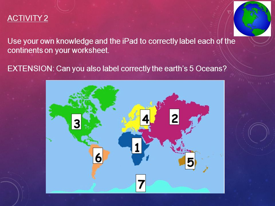 CONTINENTAL EXPLORERS LESSON OBJECTIVE TO NAME LOCATE AND - List of 7 continents of the world