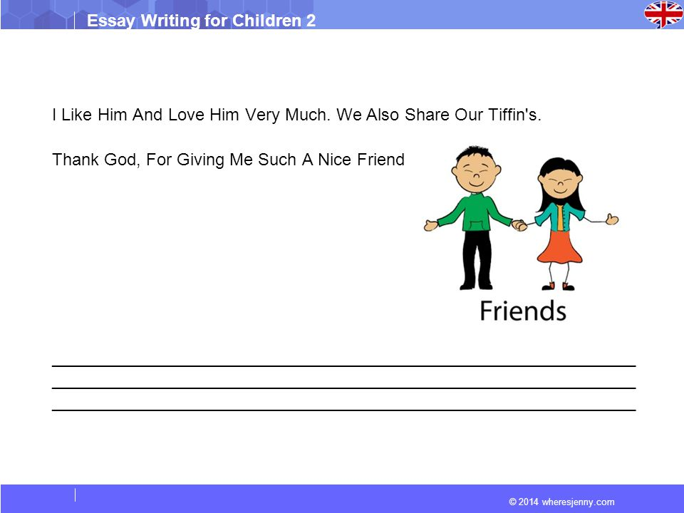 Write my write an essay on friendship