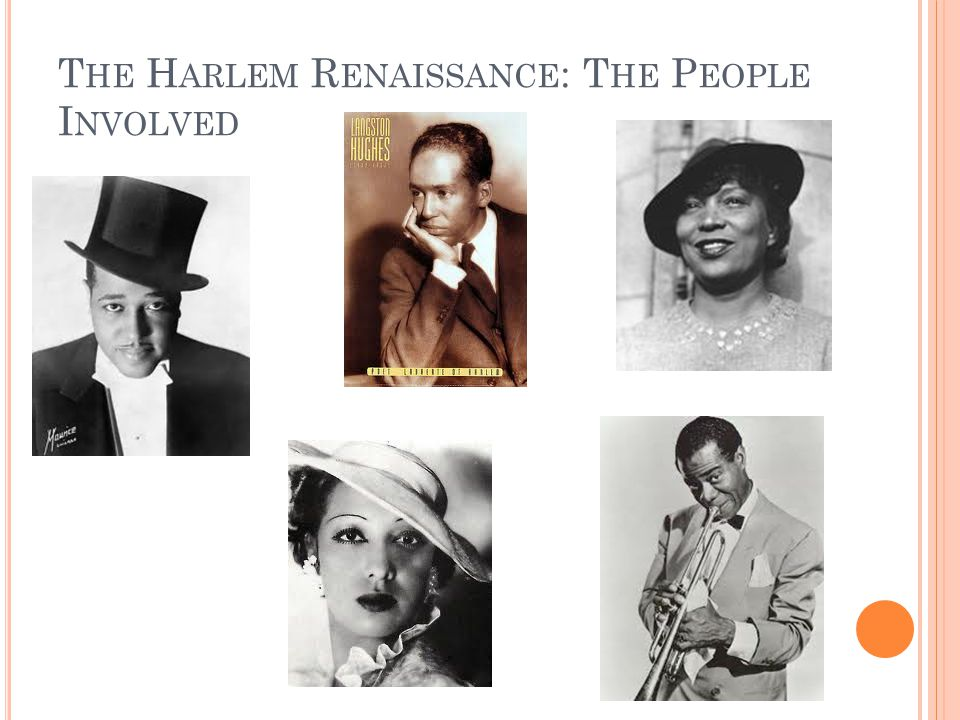 HARLEM RENAISSANCE PAINTINGS