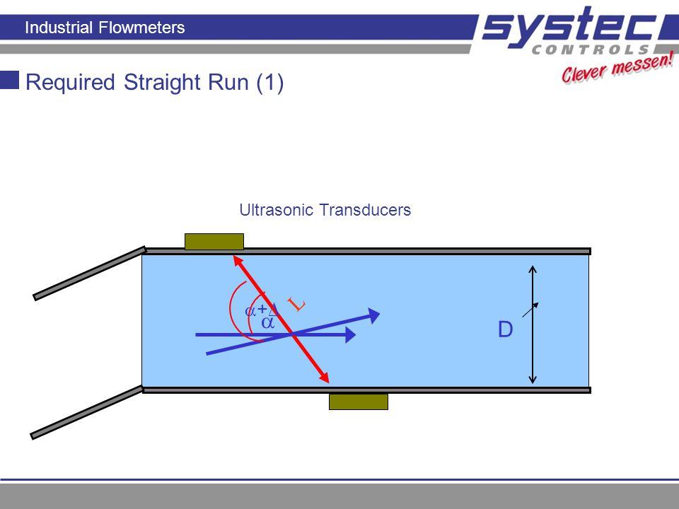 Industrial Flowmeters Ultrasonic Flowmeter deltawaveC. - ppt download