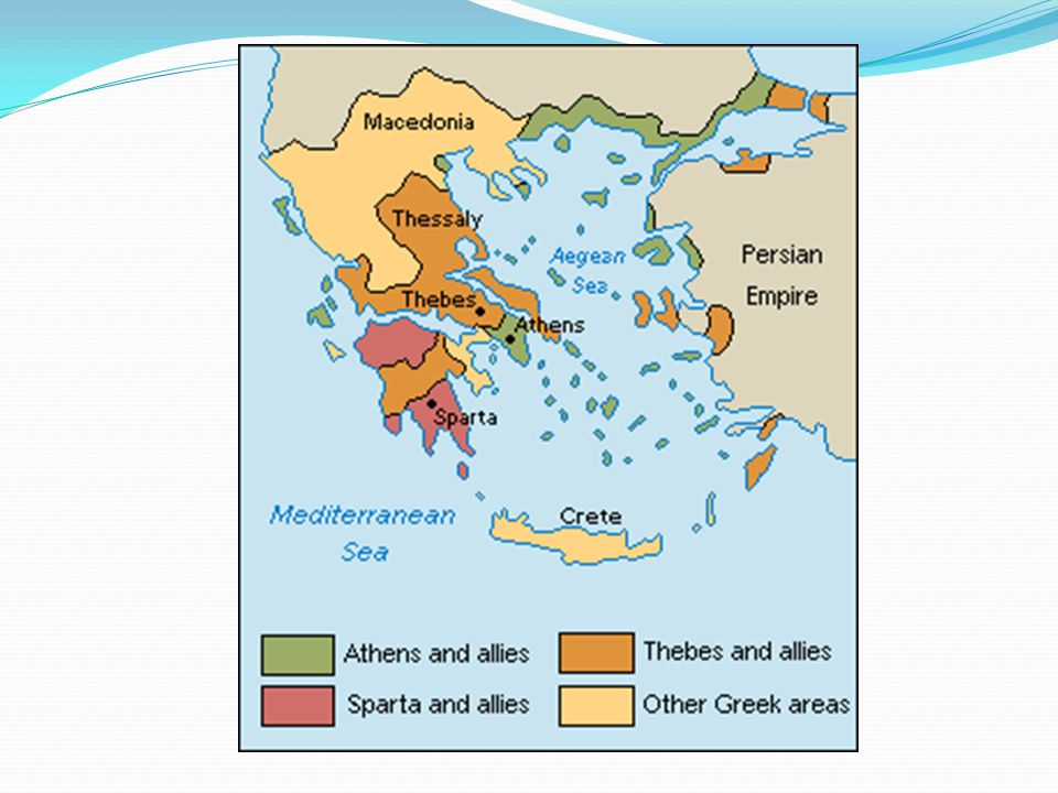 Ancient Greece Learning Goal We Will Describe The Geography Of - Map of the distance between athens sparta and the us