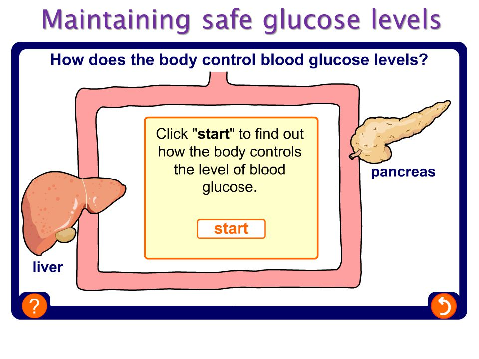 Maintaining safe glucose levels