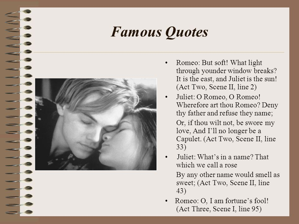 Romeo And Juliet Essays On Love