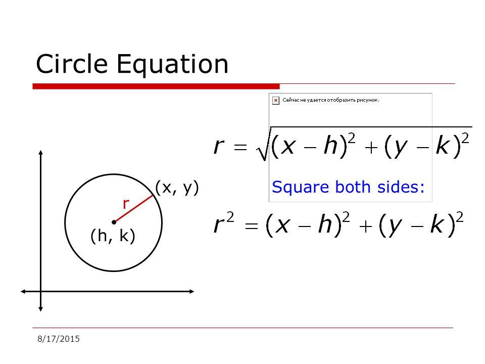 General Equation Of Circle Formula - Tessshebaylo