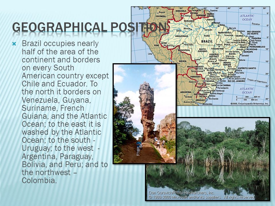 a description of brazil which occupies the entire south america continent Vent has been conducting tours in south america since 1978 our south occupies nearly the entire for the entire region to list all of our brazil.