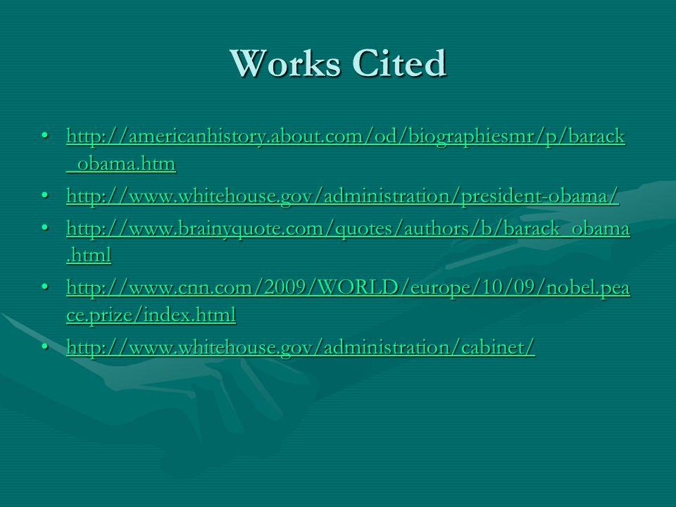 President Barack Obama Sequoia Dewitt-Smith Web Design Period ppt ...